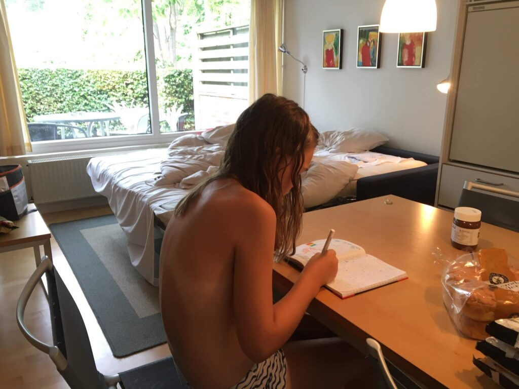 Dagbog på kør selv ferie i Danmark
