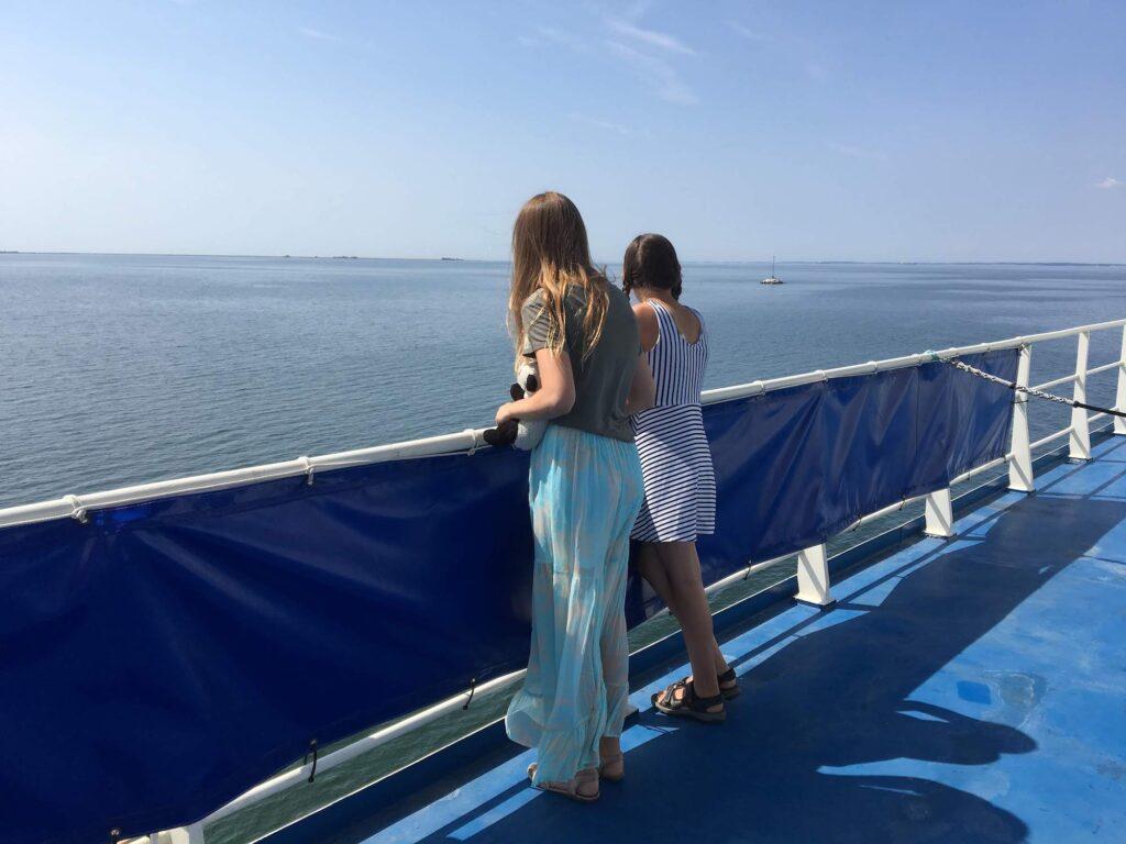Tag færgen på kør selv ferie i Danmark